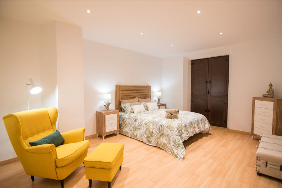 Una habitación de un apartamento en alquiler de tuAnfitrion